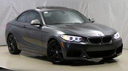 2017 BMW 2 Series M240i xDrive