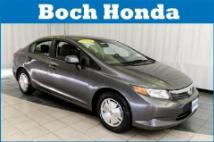 2012 Honda Civic HF