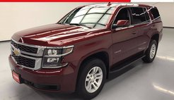 2019 Chevrolet Tahoe Special Service