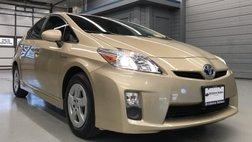 2010 Toyota Prius One
