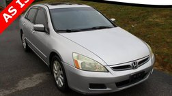 2006 Honda Accord EX V-6 w/Navi