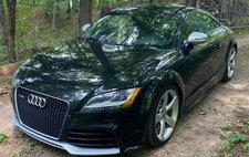 2012 Audi TT RS 2.5 quattro