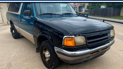 1996 Ford Ranger XL
