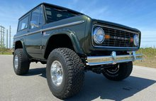 1974 Ford Bronco FULLY RESTORED NEWLY BUILT BRONCO WAGON