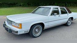 1989 Ford LTD Crown Victoria LX