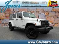 2014 Jeep Wrangler Unlimited Altitude