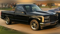 1990 GMC Sierra 1500 C/K1500 leather low miles cold a/c Rust Free