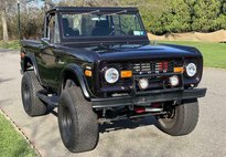 1974 Ford Bronco Convertible