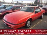 1989 Dodge Daytona Base