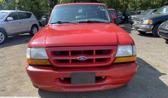 1999 Ford Ranger Pickup 2D