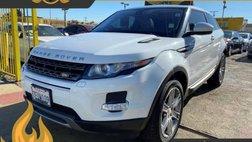 2014 Land Rover Range Rover Evoque Coupe Pure Plus