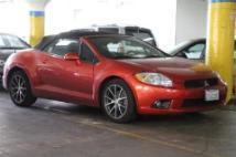 2012 Mitsubishi Eclipse Spyder GS Sport