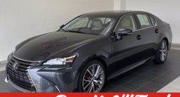 2018 Lexus GS 350 GS 350
