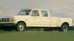 1992 Ford F-350 Custom