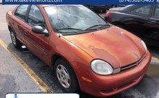 2001 Dodge Neon ES