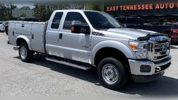 2013 Ford F-350 XLT SuperCab 4WD