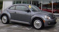 2013 Volkswagen Beetle 2.5L w/PZEV (M5) Hatchback