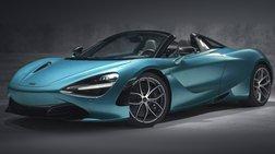 2020 McLaren 720S Spider Standard