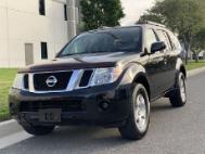 2012 Nissan Pathfinder S