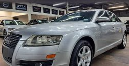 2007 Audi A6 3.2