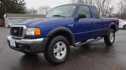 2004 Ford Ranger XLT FX4 Off-Road