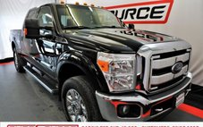 2016 Ford Super Duty F-250 Platinum