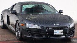 2011 Audi R8 4.2 quattro