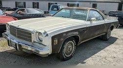 1974 Chevrolet El Camino Classic