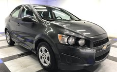 2016 Chevrolet Sonic LS Manual