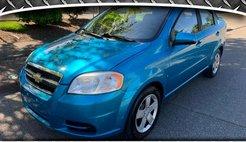 2009 Chevrolet Aveo LS