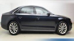 2014 Audi A8 3.0 quattro TDI