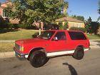 1985 Chevrolet S-10 Blazer Sport