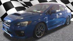 2016 Subaru Impreza WRX STi STI Limited