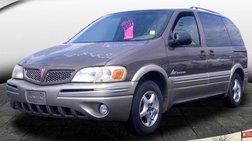 2001 Pontiac Montana Special Value