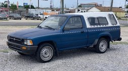 1993 Toyota Pickup Base