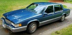 1990 Cadillac DeVille Base