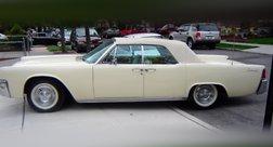 1961 Lincoln Continental 1961 LINCOLN CONTINENTAL CONVERTIBLE