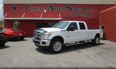 2014 Ford F-350 XLT Crew Cab Long Bed 4WD