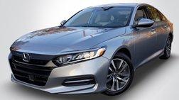 2019 Honda Accord Hybrid Base