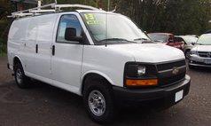 2013 Chevrolet Express Cargo Van 2500