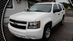 2013 Chevrolet Tahoe Special Service