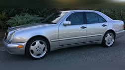 1999 Mercedes-Benz E-Class E 55 AMG