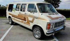 1981 Dodge Ram Van B150