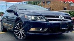 2015 Volkswagen CC VR6 4Motion Executive