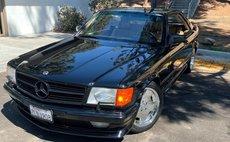 1987 Mercedes-Benz 560-Class 560 SEC