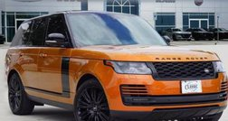 2021 Land Rover Range Rover P525 Westminster Edition