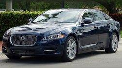 2013 Jaguar XJL Portfolio