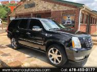 2008 Cadillac Escalade Platinum Edition