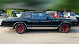 1985 Chevrolet Monte Carlo Base