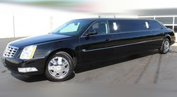 2008 Cadillac DTS Unknown